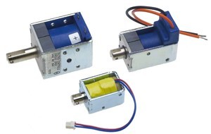 Magnetically Latching Solenoids-Image