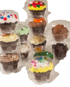 Single serve cupcake container-Image