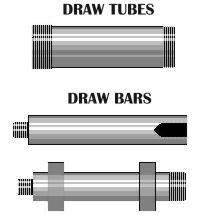 CNC Lathe Draw Tubes and Accessories-Image