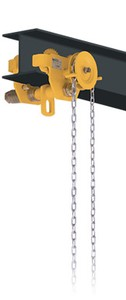 OZ lifting Products Trolley's and Clamps-Image