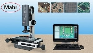 MarVision MM 320 Video Measuring Microscope -Image