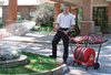 Reelcraft Portable Hose Reel and Cart-Image