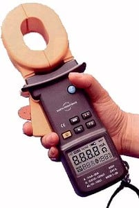 Quick! 1-sec measurement Ground Resistance Tester-Image