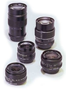 Lens Assemblies- Photographic, off the shelf-Image