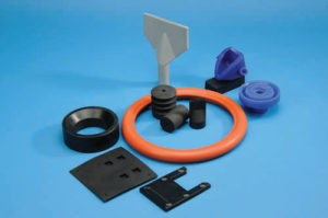 Custom Elastomer and Rubber Shapes-Image