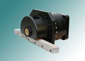 Rack & Pinion Drive System...Torque Supported-Image