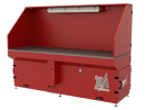 EXTREME AIR DOWNDRAFT TABLE XA38M-Image