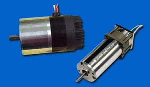 Integrated Brushless DC Motor and Drive-Image