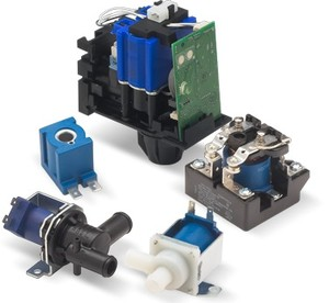 Solenoids, Relays, Valves, and Custom Assemblies -Image