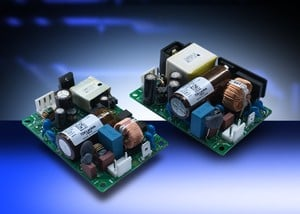 CUS30M and CUS60M series of AC-DC power supplies-Image
