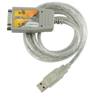 USB Serial Adapter for Challenging Environments-Image