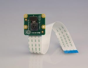 Raspberry Pi's new HD and infrared camera modules-Image