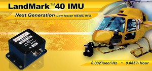 LandMark™ 40 IMU - Ultra Low Noise MEMS IMU-Image