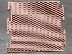 Perforated Plate-Image
