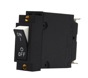 Carling H-Series Curved Rocker Circuit Breaker-Image