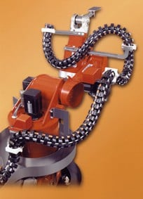 Cable & Hose Carrier System, RoboTrax-Image