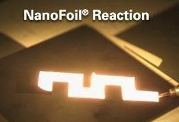 NanoFoil®... Instantaneous Heat Source-Image