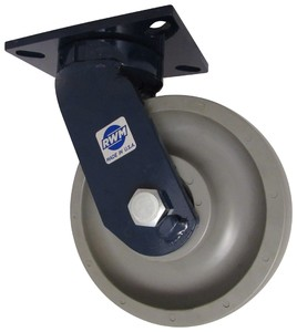Heavy Duty Kingpinless Casters - 76 Series-Image
