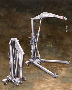 Foldable Stainless Steel Floor Crane Announced -Image