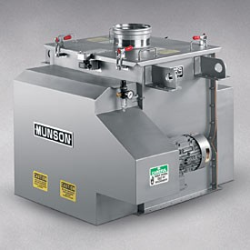 Fluidized Bed Mixers Blend Ultra-Fast, Gently-Image