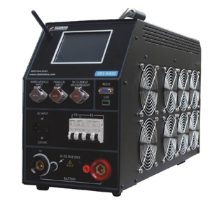 SBS-8400 Battery Capacity Tester with Monitoring-Image