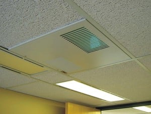 MB500GX Ceiling Tile Mount UV Air Sterilizer-Image