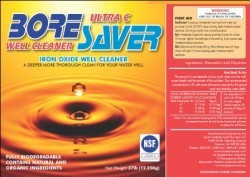 Ultra C Iron Bacteria Control Solution -Image