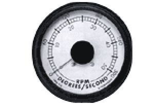 HOYT 250 Degree Series - Analog Panel Meter-Image