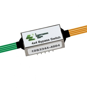 4X4 Latching Optical Bypass Switch-Image