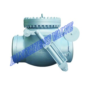 Damping Device Swing Check Valve-Image