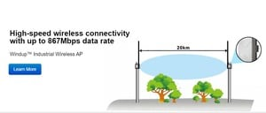 Industrial Wireless AP/Bridge-Image