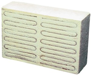 Flat Panel Ceramic Fiber Heaters -Image
