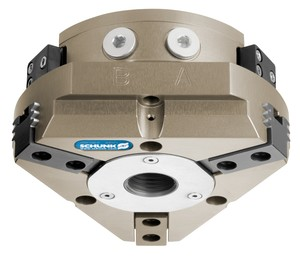 SCHUNK centric grippers with multitooth guidance -Image