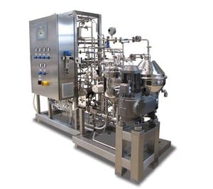 New Separator for Pharmaceutical/Biotech Industry-Image