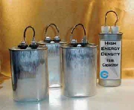 High Energy Density (HED) Film Capacitors-Image