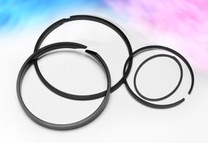 Thermoplastic & Thermoset Piston and Sealing Rings-Image