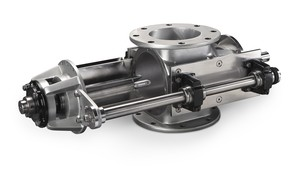 Quick Clean Series Rotary Valve on Rails-Image