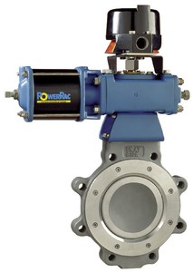 High Performance Butterfly Valves (BHP)-Image