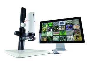Microscope & Camera Systems for Digital Inspection-Image