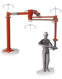 Ergonomic Lifting Arm-Image