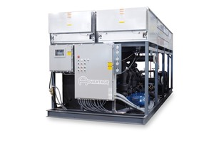 Outdoor Water Chiller Meets Processor Needs-Image