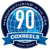 Coxreels 90th Year Anniversary Mfgr in USA-Image