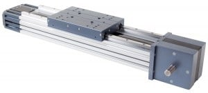 Linear Actuators...Heavy-Duty, Multi-Axis -Image