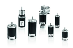 New Generation of Crouzet DC Brush Motors -Image