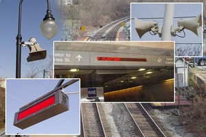 MTA Metro PA/LED Signs System Upgrade-Image