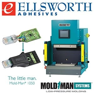 A New Benchtop Low Pressure Molding Machine from Ellsworth