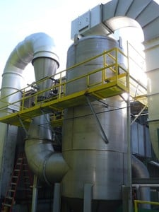 HE Venturi Scrubbers for Acid Gas Removal-Image