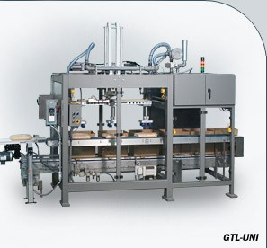 Fully Automatic Case Packer for Horizontal Packing-Image