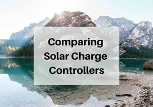 Comparing Solar Charge Controllers-Image