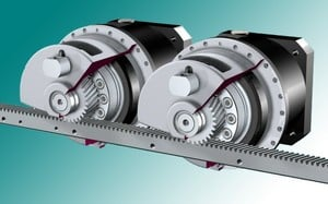 Ultra-High Precision Rack & Pinion Drives-Image